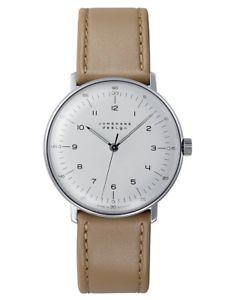 【送料無料】腕時計 ウォッチマックスビルハンドワインディングアナログウォッチjunghans max bill handwinding 34mm analog watch 027370100