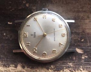 【送料無料】腕時計 ウォッチチューダーステンレススチール1950s tudor time only stainless steel wristwatch
