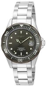 大きな割引 【送料無料】腕時計 ウォッチメンズプロダイバークォーツシルバーステンレススチールウォッチinvicta mens pro diver quartz 200m silver tone stainless steel watch 12812, コガシ f78ee90f