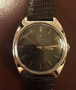 【送料無料】腕時計 ウォッチビンテージウォッチzenith vintage oversized watch