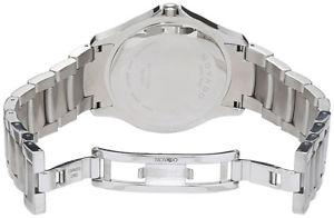 腕時計 ウォッチメンズスイスクオーツステンレススチールmovado mens masino swiss quartz stainless steel watch 607036