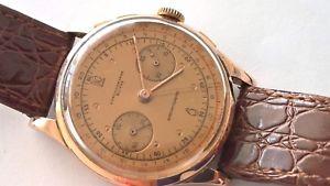 【送料無料】腕時計 ウォッチktローズゴールドchronographe suisse 18kt rose gold landeron mouvement