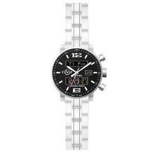【送料無料】腕時計 ウォッチスチールブレスレットケースクォーツgevril gv2 ge4600b gents 41mm steel bracelet amp; case date quartz watch