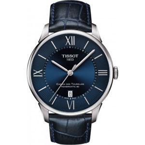 【送料無料】腕時計 ウォッチティソデトゥーレルウォッチtissot chemin des tourelles powermatic 80 watch t0994071604800