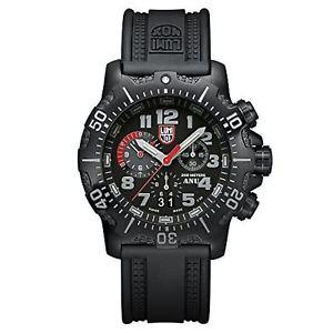 【送料無料】腕時計 ウォッチクロノグラフシリーズブラックメンズウォッチ