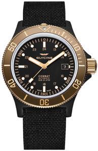【送料無料】腕時計 ウォッチグリシンサブウォッチorologio watch glycine combat sub 42 gl0093