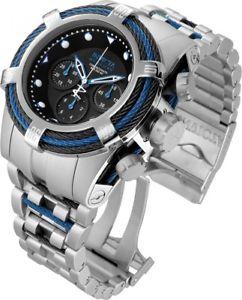 【送料無料】腕時計 ウォッチメンズリザーブボルトスイスクロノグラフゼウストライウォッチケーブル mens invicta 23048 reserve bolt zeus tri cable swiss chronograph watch