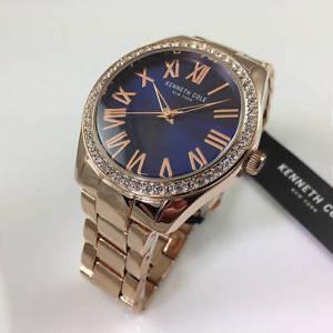 【送料無料】腕時計 ウォッチケネスローズゴールドwomens kenneth cole rose gold crystallized watch kc50049001