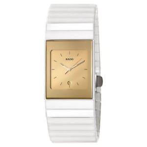腕時計 ウォッチクォーツrado ceramica womens quartz watch r21984252