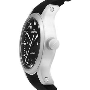 腕時計 ウォッチフォルティスフライヤーアルメンズスイスfortis b42 flieger automatic al tayer mens automatic watch swiss 7861061 k
