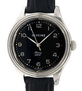 【送料無料】腕時計 ウォッチグリシンオートマチックglycine bienne 1914 automatic, 44 mm w1811