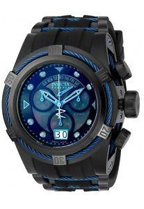 【送料無料】腕時計 ウォッチメンズリザーブボルトゼウススイスクロノグラフポリウレタンウォッチ mens invicta 90008 reserve bolt zeus swiss chronograph polyurethane watch