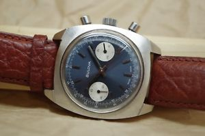 【送料無料】腕時計 ウォッチビンテージスイスmontre chronographe vintage bulova valjoux 7733 swiss made circa 1970