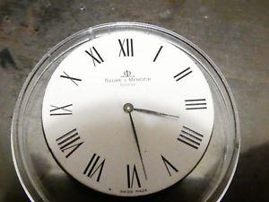 【送料無料】腕時計 ウォッチボーメメルシエクォーツムーブメントbaume mercier eta 210001 ohne funktion quartz watch movement not works 2