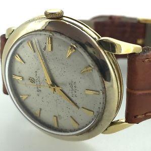 【送料無料】腕時計 ウォッチbreitling automatik gold 7501000er referenz 2514
