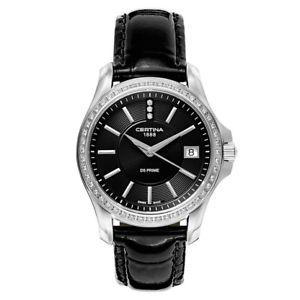 【送料無料】腕時計 ウォッチウォッチcertina ds prime womens quartz watch c0042106605600