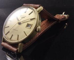 腕時計 ウォッチビンテージソリッドkイエローゴールドlongines 633 automatic vintage watch uhr cal l6221 solid 18k yellow gold 35mm