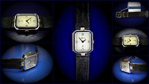 【送料無料】腕時計 ウォッチアルピナスイスレディースクォーツリアルnos alpina swiss made damen quarzuhr echt eidechsleder kal esa 578001 4 jewels