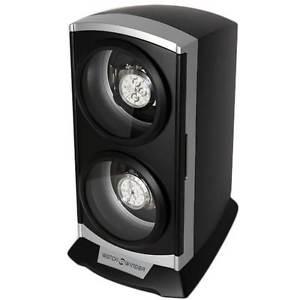 【送料無料】腕時計 ウォッチバッグラリーデュアルtime tutelary ka015 dual automatic vertical watch winder