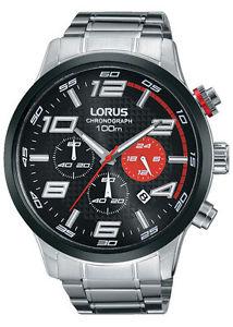 【送料無料】腕時計 ウォッチスポーツリファレンスlorus crono sport referenza rt363ex9