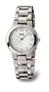 【送料無料】腕時計 ウォッチレディースチタンウォッチboccia 317501 damenuhr titan