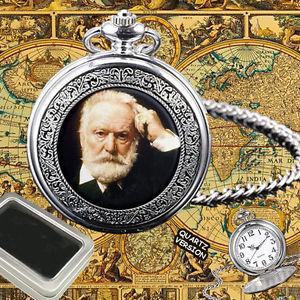 【送料無料】腕時計 ウォッチフランスヴィクトルユーゴーポケットウォッチ