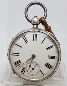 【送料無料】腕時計 ウォッチアンティークソリッドシルバーウォルサムポケットメジャー
