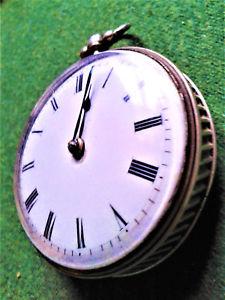 【送料無料】腕時計 ウォッチシルバーポケットウォッチ