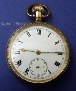 【送料無料】腕時計 ウォッチアンティークフォブポケットウォッチジュエルトップ