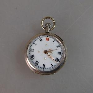 【送料無料】腕時計 ウォッチレディースカールポケットウォッチシルバーdamentaschenuhr carl breitschwerdt frankfurt silber ab 1910 48695