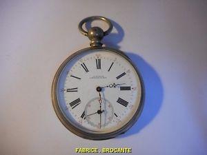 【送料無料】腕時計 ウォッチアルジェントノートルダムデュキャップブローニュシュルgrosse montre a gousset en argent efocheux a boulogne sur mer n 14