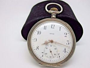 【送料無料】腕時計 ウォッチインバーシルバーポケットウォッチ