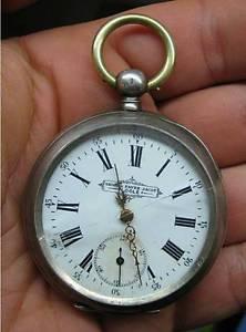 stammt locle seltene le 875er alte aus schweizer schlsseluhr, 【送料無料】腕時計 ウォッチスイスルロクルシルバー silber