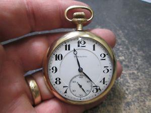 【送料無料】腕時計 ウォッチバーリントンラージサイズゴールドケース