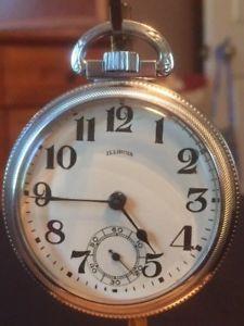 【送料無料】腕時計 ウォッチアンティークイリノイ
