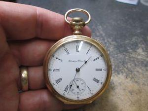 【送料無料】腕時計 ウォッチハンプデンゴールドケース