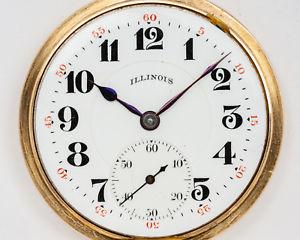 腕時計 ウォッチアンティークイリノイantique 1920 illinois 16s 23j adjusted sangamo special out of estate running