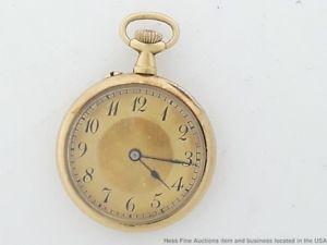 【送料無料】腕時計 ウォッチドイツミニチュアkゴールドボールピンアンティークセット