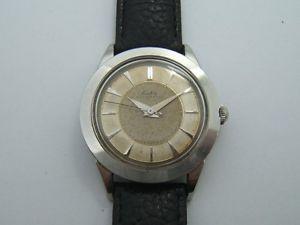 【送料無料】腕時計 ウォッチeska acier automatique calas 1361n de 1970
