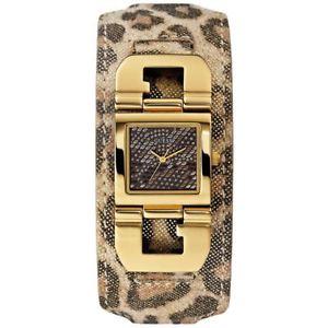 【送料無料】腕時計 ウォッチレディースゴールドデザイナー¥guess ladies gold designer watch rrp 149 clearance er w0054l2