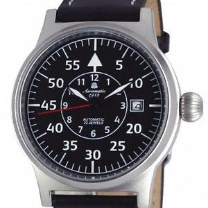【送料無料】腕時計 ウォッチレトロクラシックautomatik classic militr beobachter retro a1402