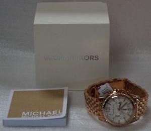 【送料無料】腕時計 ウォッチマイケルローズゴールド michael kors mk5836 wrist watch for womens rose gold
