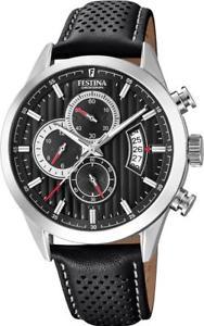 【送料無料】腕時計 ウォッチクロノグラフスポーティクロノグラフスポーツfestina chronograph sport f202716 herrenchronograph sehr sportlich