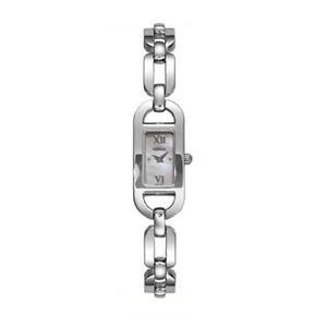 腕時計 ウォッチミッシェルハーブレディースシルバースチールブレスレットケースクォーツmichel herbelin 1071b19 ladies silver steel bracelet amp; case quartz watch