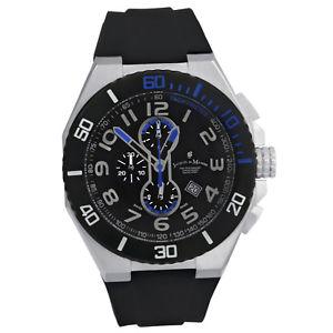 【送料無料】腕時計 ウォッチジャックデュマノワールメンズレーシングスポーツスイスクロノグラフウォッチjacques du manoir mens racing sport swiss made chronograph watch sp05