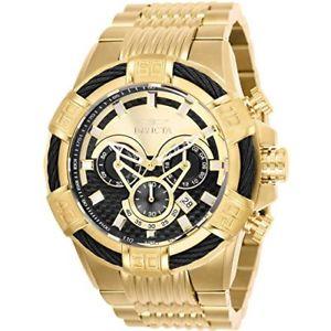 腕時計 ウォッチボルトステンレススチールクロノグラフウォッチinvicta  bolt 25543  stainless steel chronograph  watch