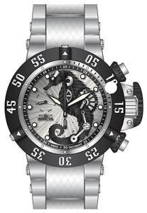 【送料無料】腕時計 ウォッチメンズスイスクオーツクロノグラフステンレススチールinvicta mens subaqua swiss quartz chrono 500m stainless steel watch 26226
