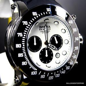 c3e440ff39d5 【送料無料】腕時計ウォッチリザーブトラックマスターラバーホワイトクロノグラフウォッチ オンライン 【高級】