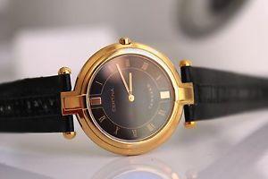 【送料無料】腕時計 ウォッチゴールドゴールドクォーツcertina tangaro gold 20m gold quartz *nos from 19931994*