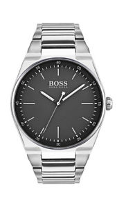 【送料無料】腕時計 ウォッチボスメンズアナログステンレススチールシルバーboss herrenuhr 1513568 analog edelstahl silber